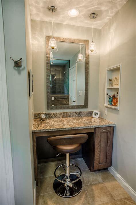 Battleground Contemporary Bathroom Remodel   Riverside