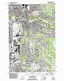 Renton topographic map, WA - USGS Topo Quad 47122d2