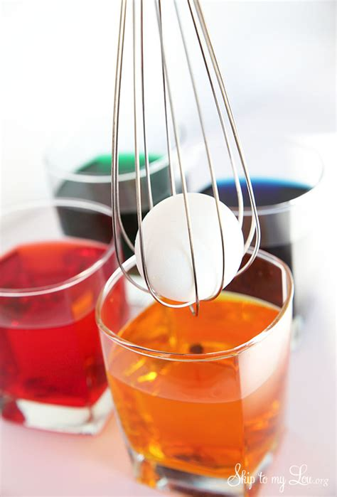dying easter eggs with food coloring how to dye eggs with food coloring skip to my lou