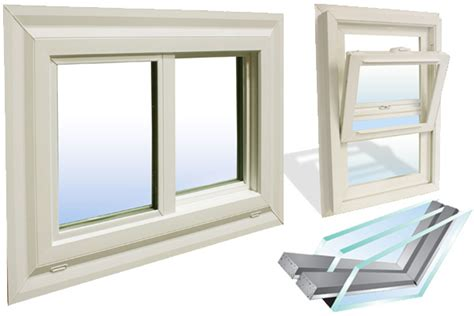 gs triple pane window vinyl window factory