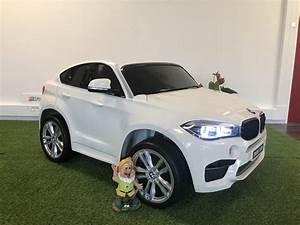 Voiture Bmw Enfant : voiture electrique enfant 12v bmw x6m 2 places ~ Medecine-chirurgie-esthetiques.com Avis de Voitures