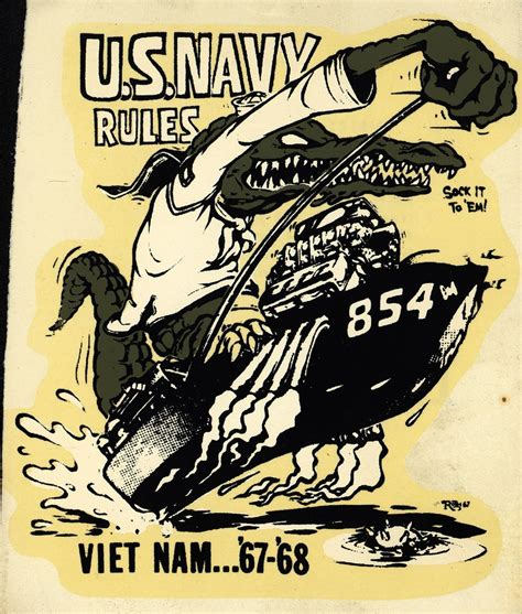 Rat Fink Boat by U S Navy Ed Roth Exciting My Mind
