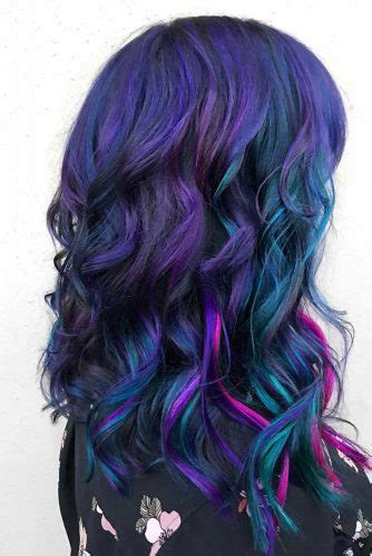 Blue And Purple Hair Colors To Look Fabulous Crazyforus