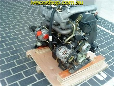 Iveco Daily Engine 2.8 8140.43n