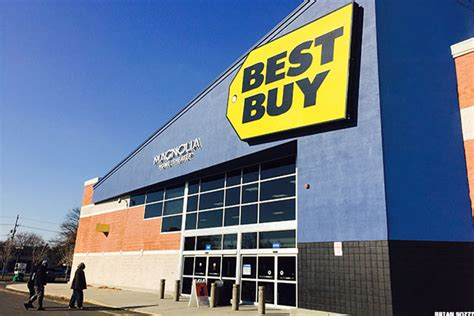 Best Buy (bby) Stock Gains Ahead Of Next Week's Q1 Results