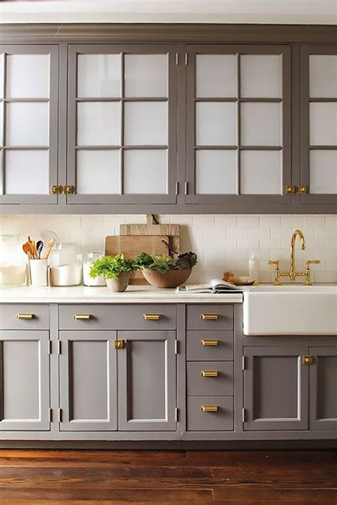 grey kitchen cabinets with kitchen design inspiration my warehouse home