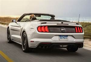 2019 Ford Mustang GT California Special Price, Specs, Revised, Photos