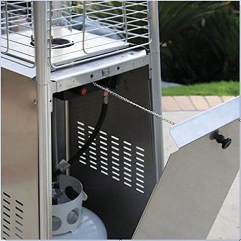 az patio heaters hlds01 gtss quartz glass patio