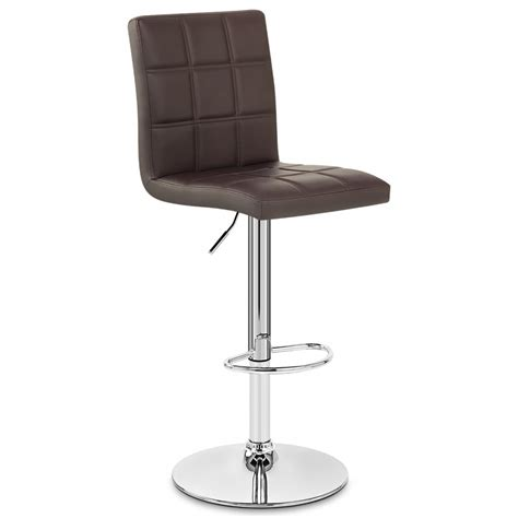 chaise bar but chaise de bar faux cuir criss cross monde du tabouret
