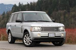 Test Drive  2008 Land Rover Range Rover Supercharged