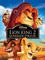 The Lion King II: Simba's Pride Movie Trailer, Reviews and ...