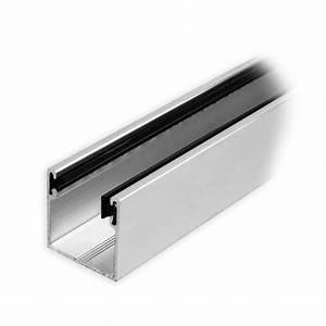 Rolladen Führungsschienen Kunststoff : maxi aluminium f hrungsschiene 28 x 28 x 28 mm mit neopren einlage pressblank diwaro ~ Orissabook.com Haus und Dekorationen