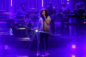 Alessia Cara makes US TV debut performing 'Here' on 'The ...