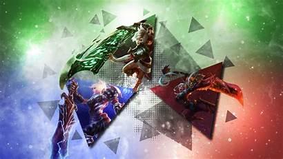Riven Skins Wallpapers Lol Fan League Legends