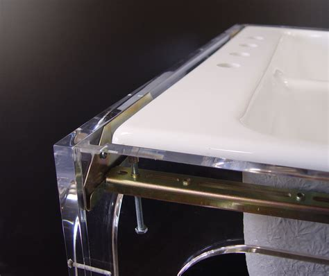 How To Repair An Undermount Sink Undermount Sink Support 11 Sink Commercial Kitchen