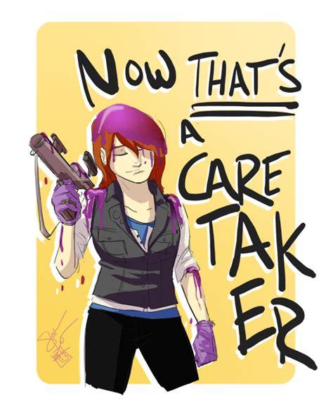 caretaker  comickergirl  deviantart