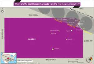 Solar Eclipse 2017 Map Kansas