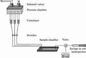Stop And Waste Valve Diagram