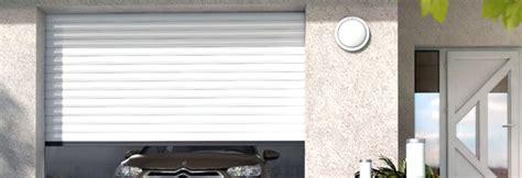 porte de garage enroulable avec moteur somfy t 233 l 233 commande radio