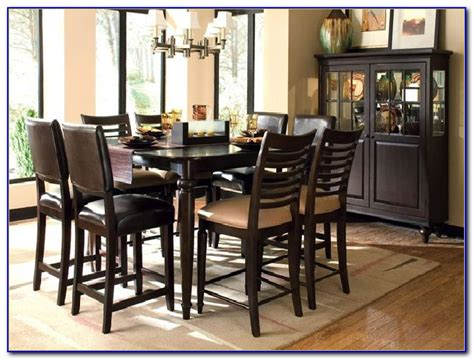 counter height dining room table sets counter height dining room table chairs dining room