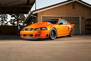 2002 Ford Mustang New Edge Orange 85 - Photo 127295740 - This 1,015hp 2002 New Edge Mustang Gets ...
