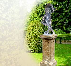 bronze skulptur fur den garten auguste rodin kaufen With französischer balkon mit bronze skulpturen garten