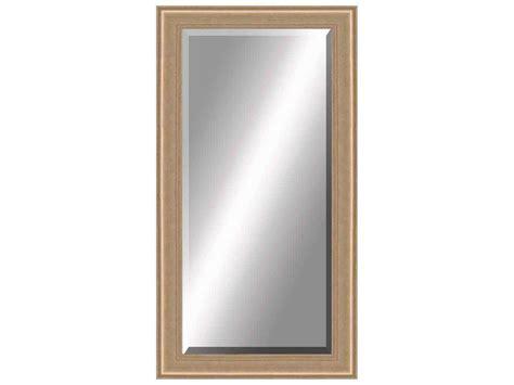 floor mirror beveled paragon beveled 36 x 78 aged silver floor mirror pad8159