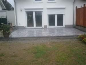 Terrassenplatten Verlegen Auf Splitt : terrassenplatten verlegen naturstein terrasse ~ Michelbontemps.com Haus und Dekorationen