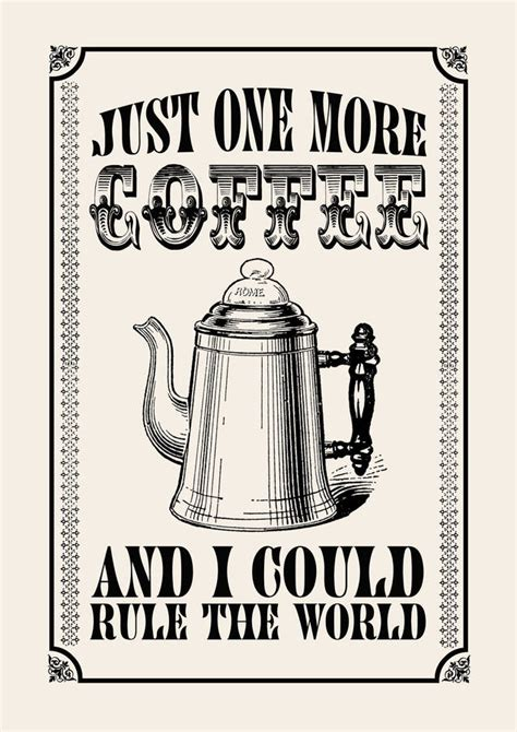 5 out of 5 stars (642) $ 5.87. vintage style kitchen coffee lover's print by blue fox prints   notonthehighstreet.com