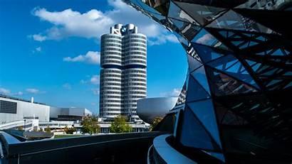 Architecture Modern Building Munich Bmw Skyscraper Museum