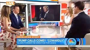 Today Show Panel Naturally Assumes Trump Will Perjure Himself