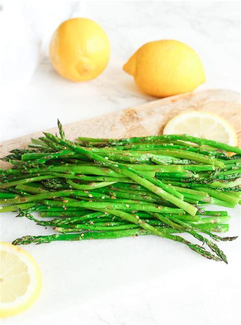 fryer air asparagus why minutes