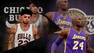 NBA 2K15 My Career Glory Road Real Physical Game Vs