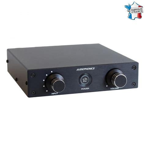 audiophonics pr 233 lificateur s 233 lecteur de sources buffer audiophonics