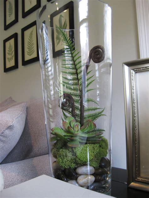 pewtersage diy faux terrariums
