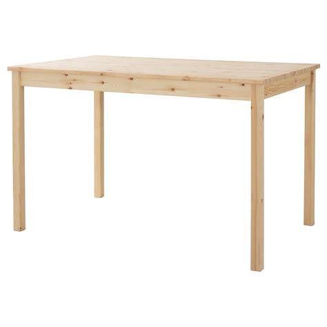ingo ikea ingo table pine 120x75 cm ikea