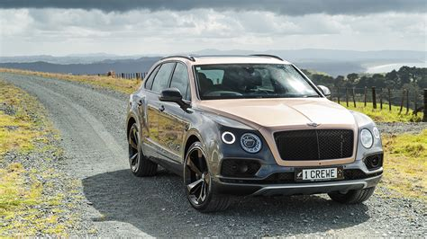 Bentley Bentayga Picture by 2018 Bentley Bentayga V8 Review Roadtest