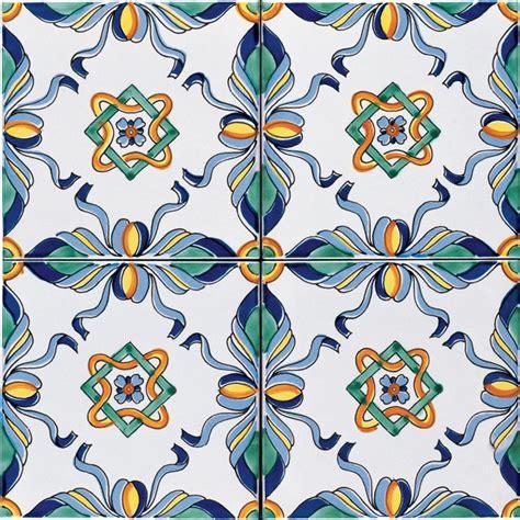 piastrelle ceramica vietri pavimento vietri 20x20 mattonella vietrese pavimento