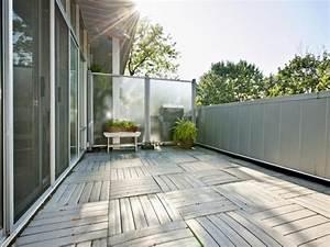 terasse und balkon garten With französischer balkon mit stützmauer garten kosten
