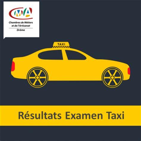 r 233 sultats admission taxi vtc du 4 et 5 d 233 cembre 2017