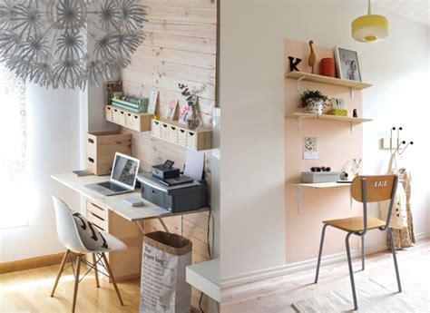 petit bureau chambre 20 inspirations pour un petit bureau petit coin bureau