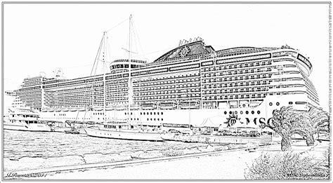 Dessin à Imprimer Bateau Titanic by Dessin Paquebot Gratuit