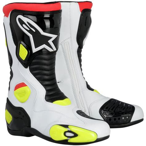 road motorbike boots alpinestars s mx 5 road racing motorcycle motorbike