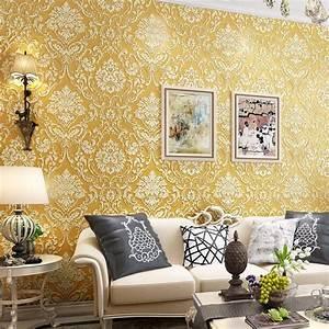 Muster Tapete Wohnzimmer : muster tapete wohnzimmer ~ Markanthonyermac.com Haus und Dekorationen