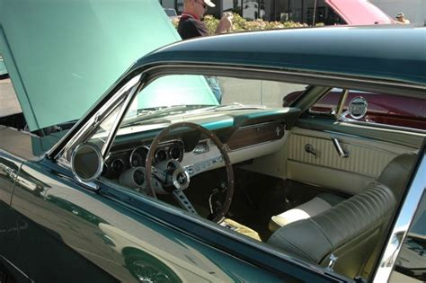 1966 Mustang Ivy Gold/white Interior