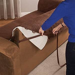 furniture fresh new and improved anti slip grip With furniture covers with straps