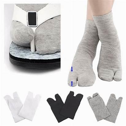 Bunion Socks Toe Separator Pain Tabi Kimono