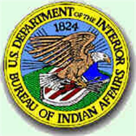 federal bureau of indian affairs 08 sep history this date