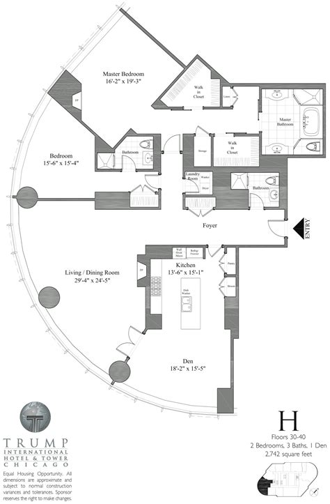 chicago mansion floor plan tower chicago floor plans gold coast realty