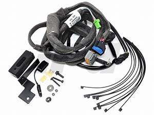 Trailer Hitch Wiring Harness Kit - 4 Pole